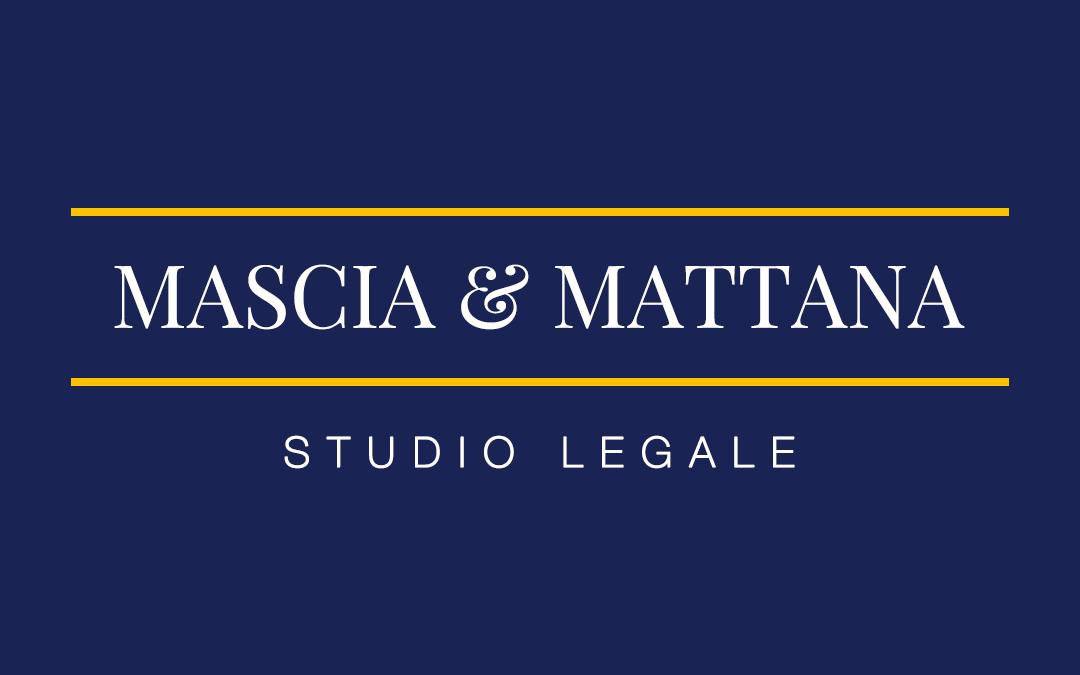 Logo Studio Legale Mascia Mattana